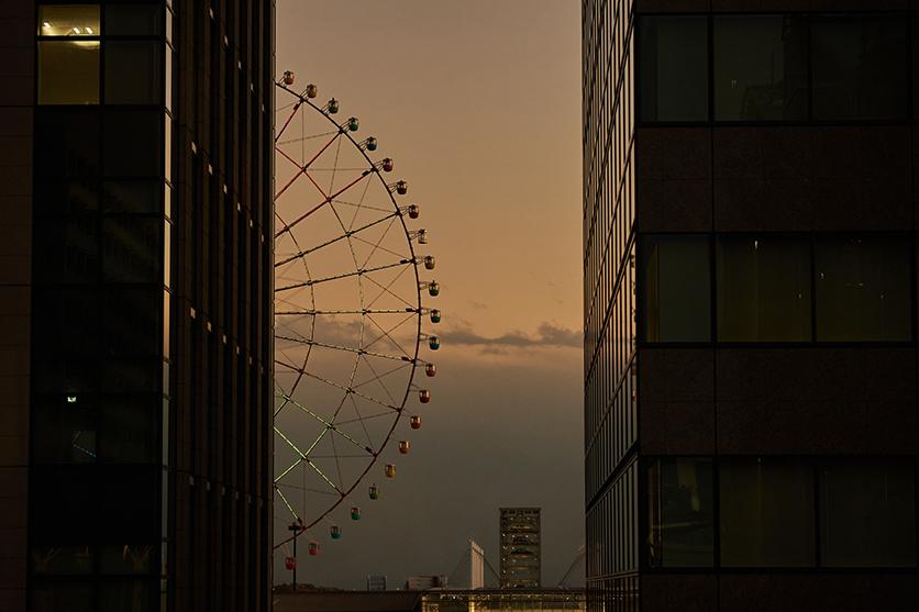 編集者・フォトグラファー 石川 望氏が17-70mm F2.8 (Model B070)で、東京の絶景を探しながらスナップ撮影