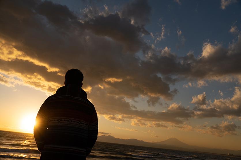写真家 大村 祐里子氏がタムロン 17-70mm F2.8 (Model B070)で撮る、冬の江の島